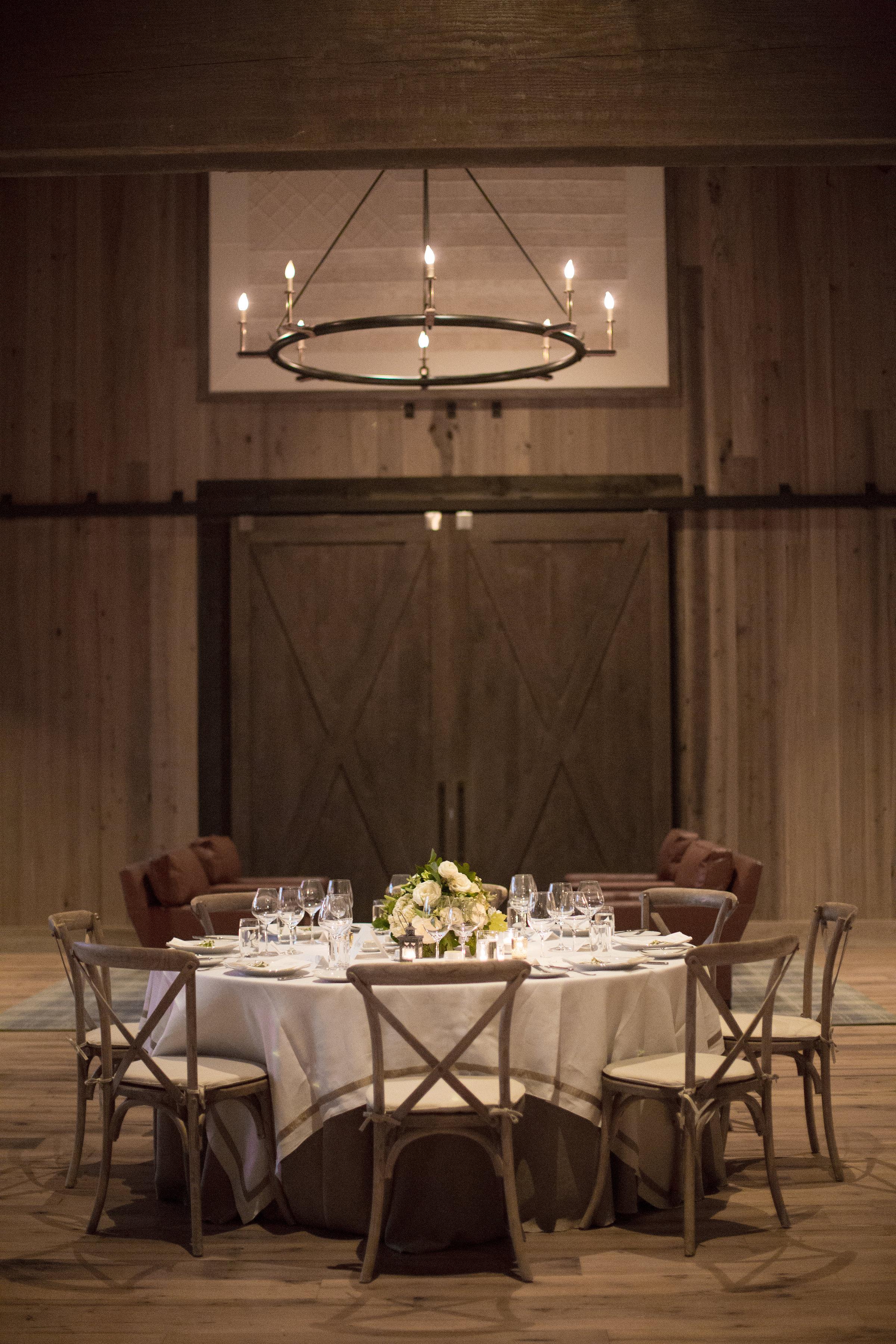 Bramble Hall Reception // Blackberry Farm Wedding Floral Design