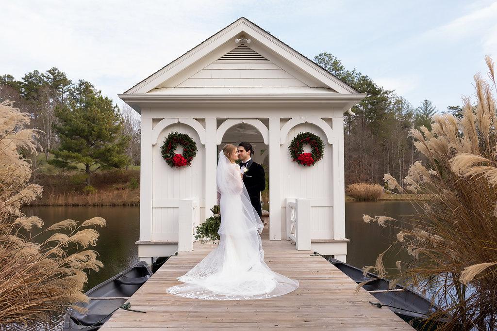 Blackberry Farm Wedding Photos at the Boathouse