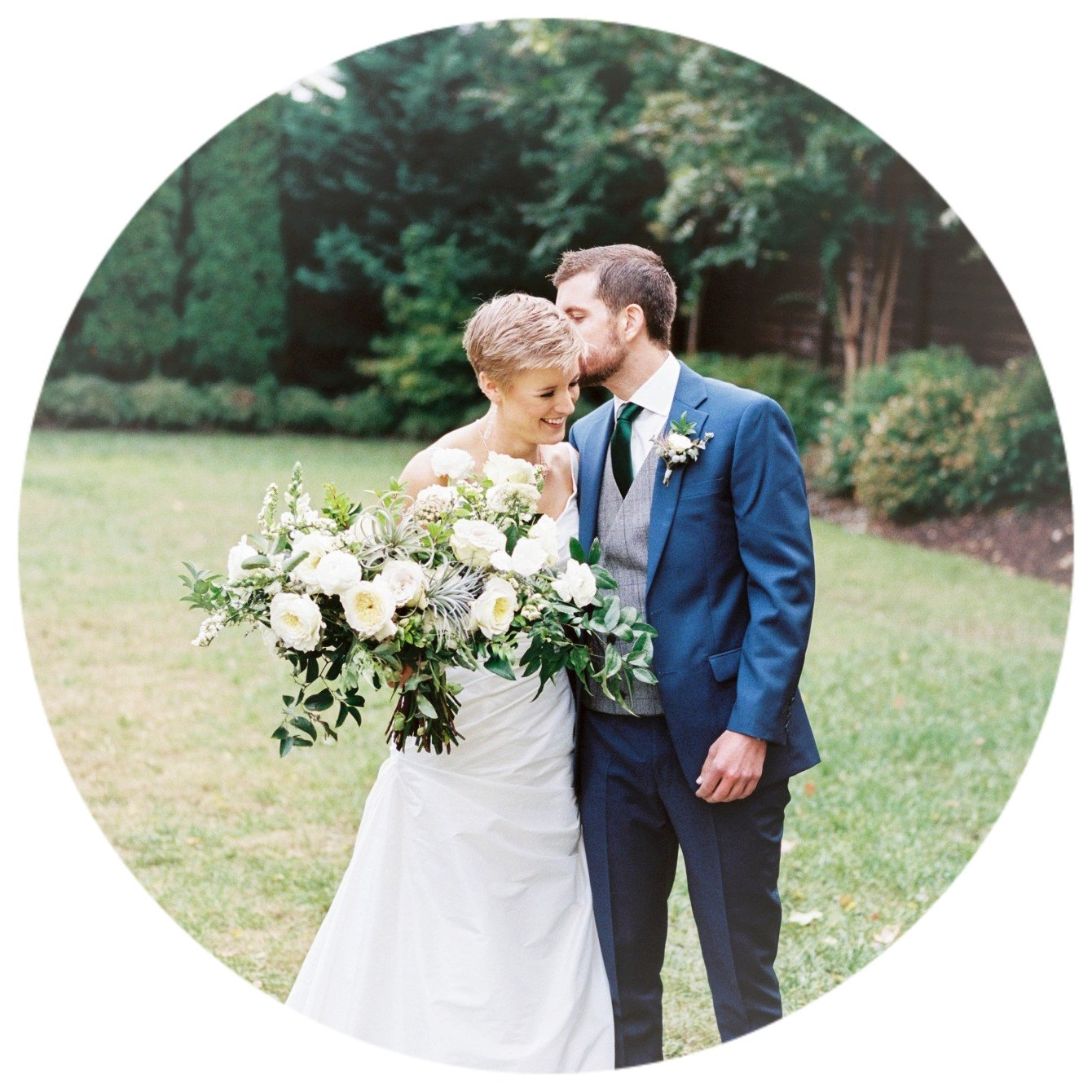Nashville Wedding Floral Design at the Cordelle