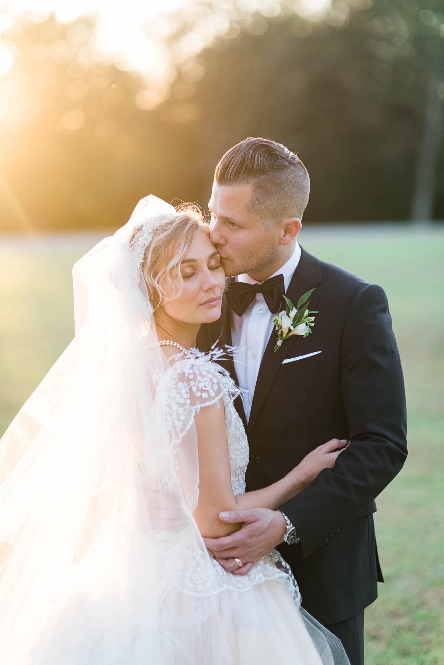 Whimsical, ethereal wedding floral design in Nashville, TN