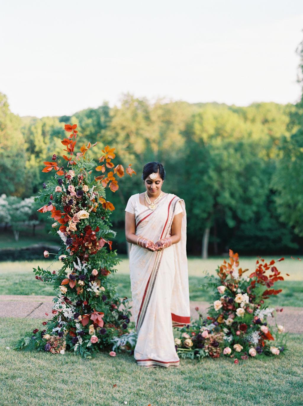 Floral installation tips for designers