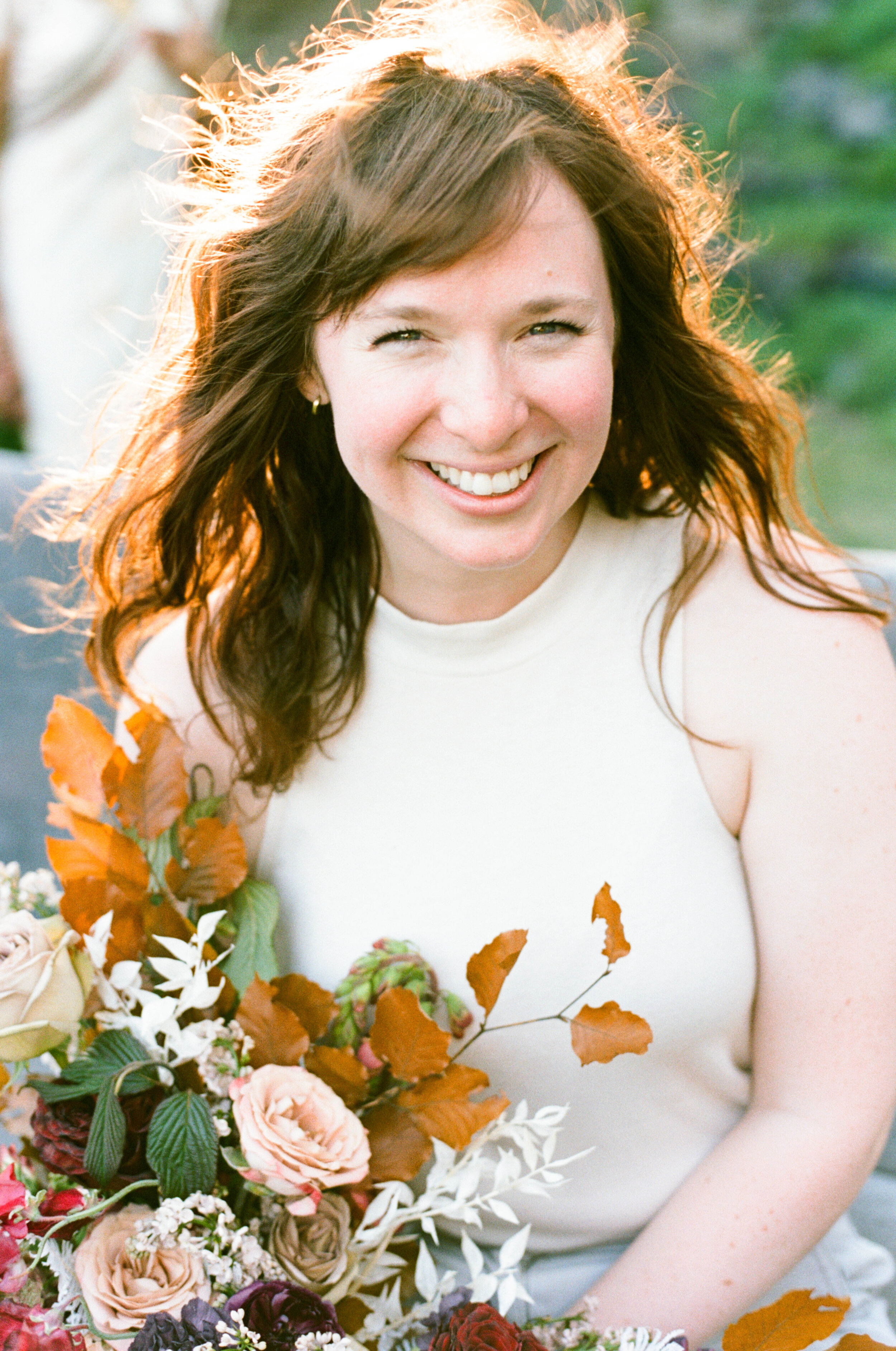 Mary Love Richardson of Rosemary & Finch Floral Design in Nashville, TN
