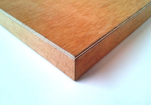Prepared Doorskin Mahogany Plywood Mounts / Artist Panels