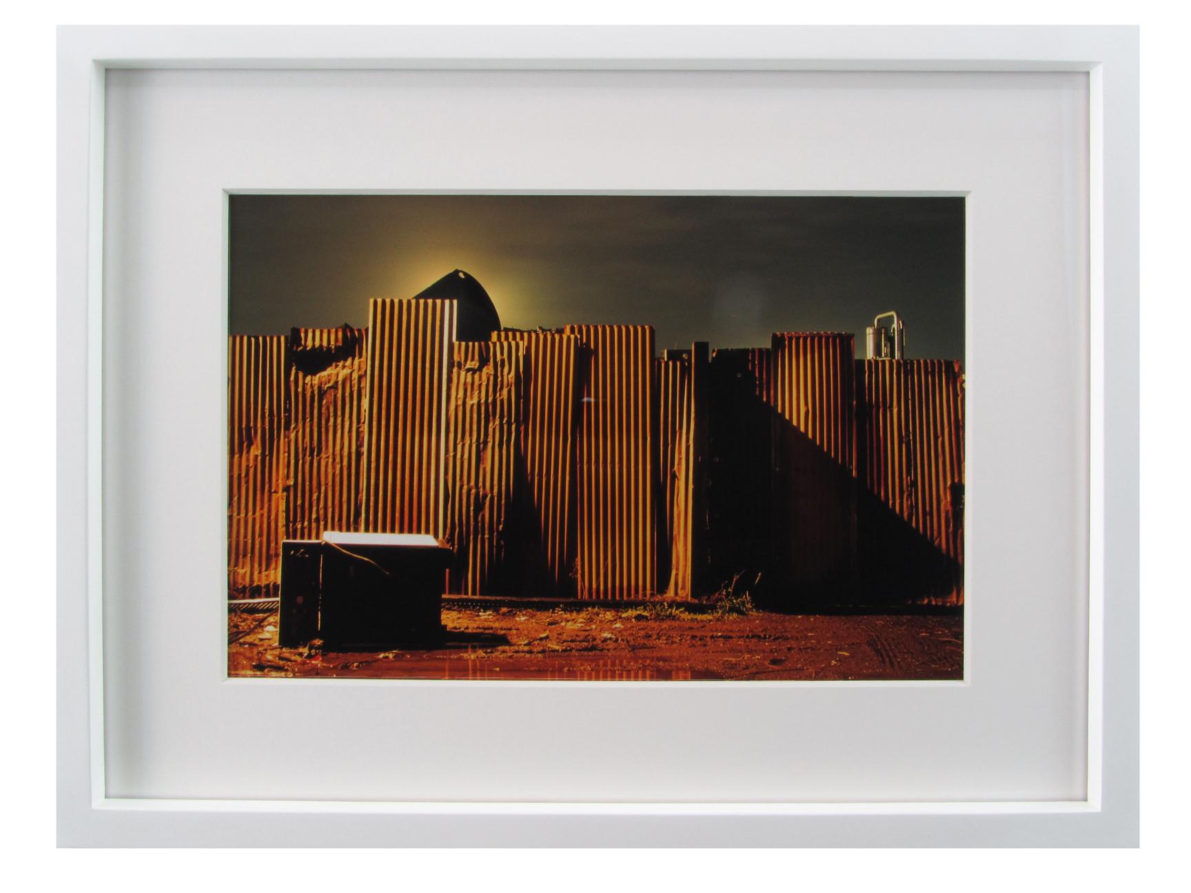 "George Ciardi ( American )     Nightrise    Color Photograph ( Framed )  Frame O.D. 14 15/16"" x 19 5/8""    $1,200 ( Framed )"