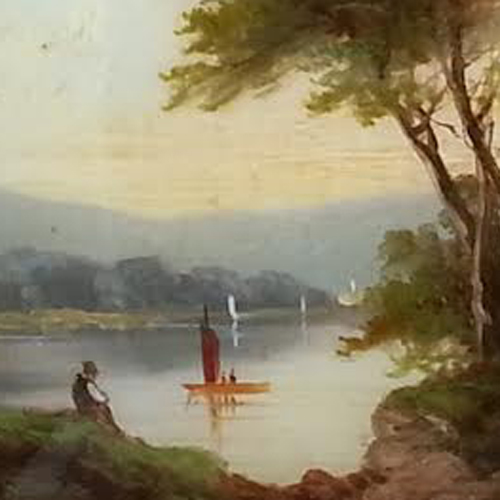 Style of Jasper Francis Cropsey (American, 1823 - 1900) Available