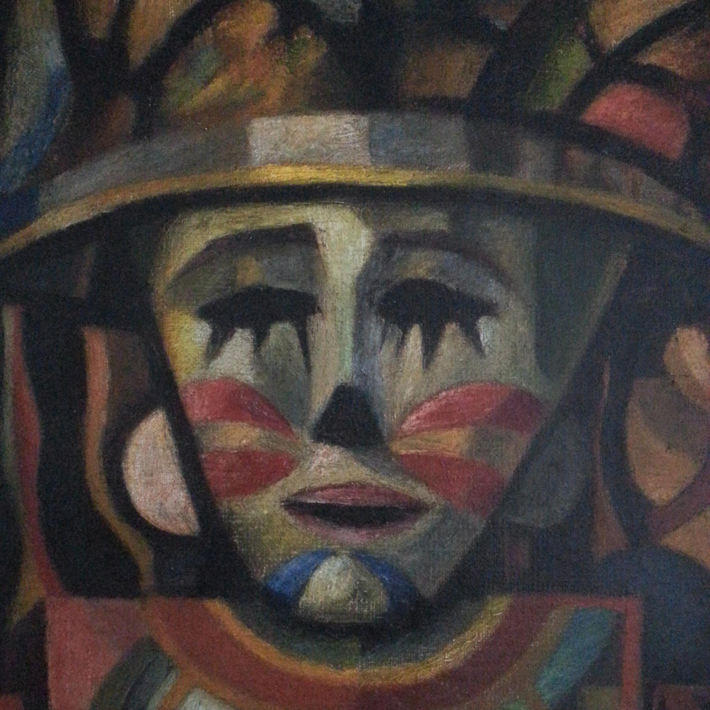 Diogenes Paredes (Equadorian, 1910 - 1968) Available