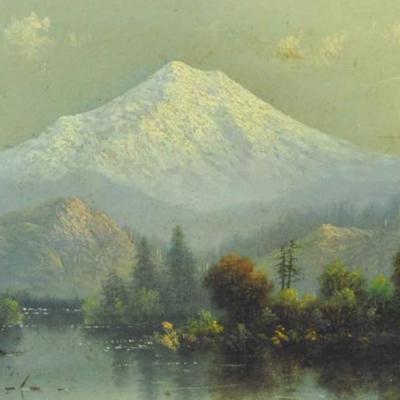 Eliza Barchus (American, 1857 - 1959) Available