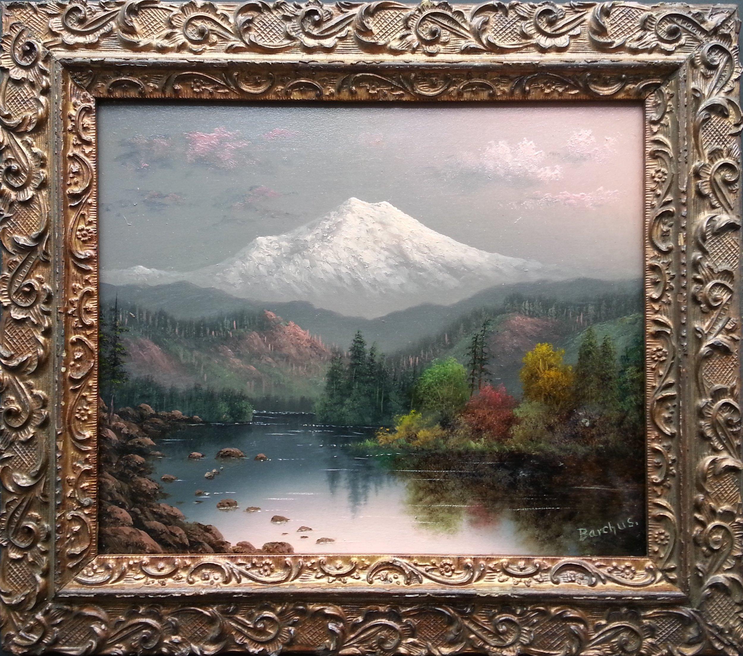 Eliza Barchus (American, 1857-1959) SOLD