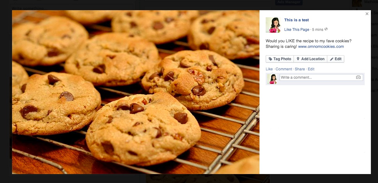 Would you LIKE the recipe to my fave cookies?