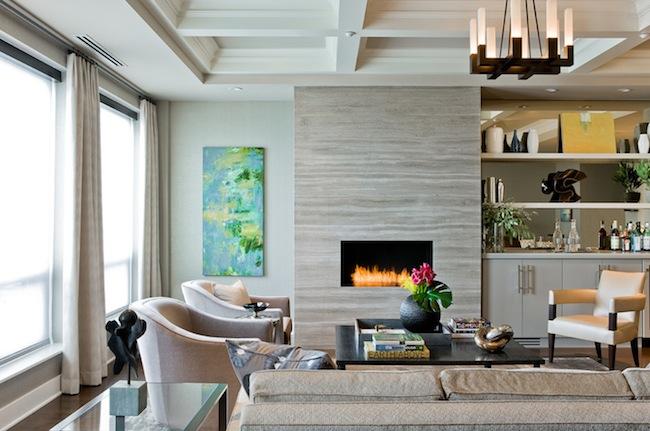 Design by Terrat Elms Interior Design