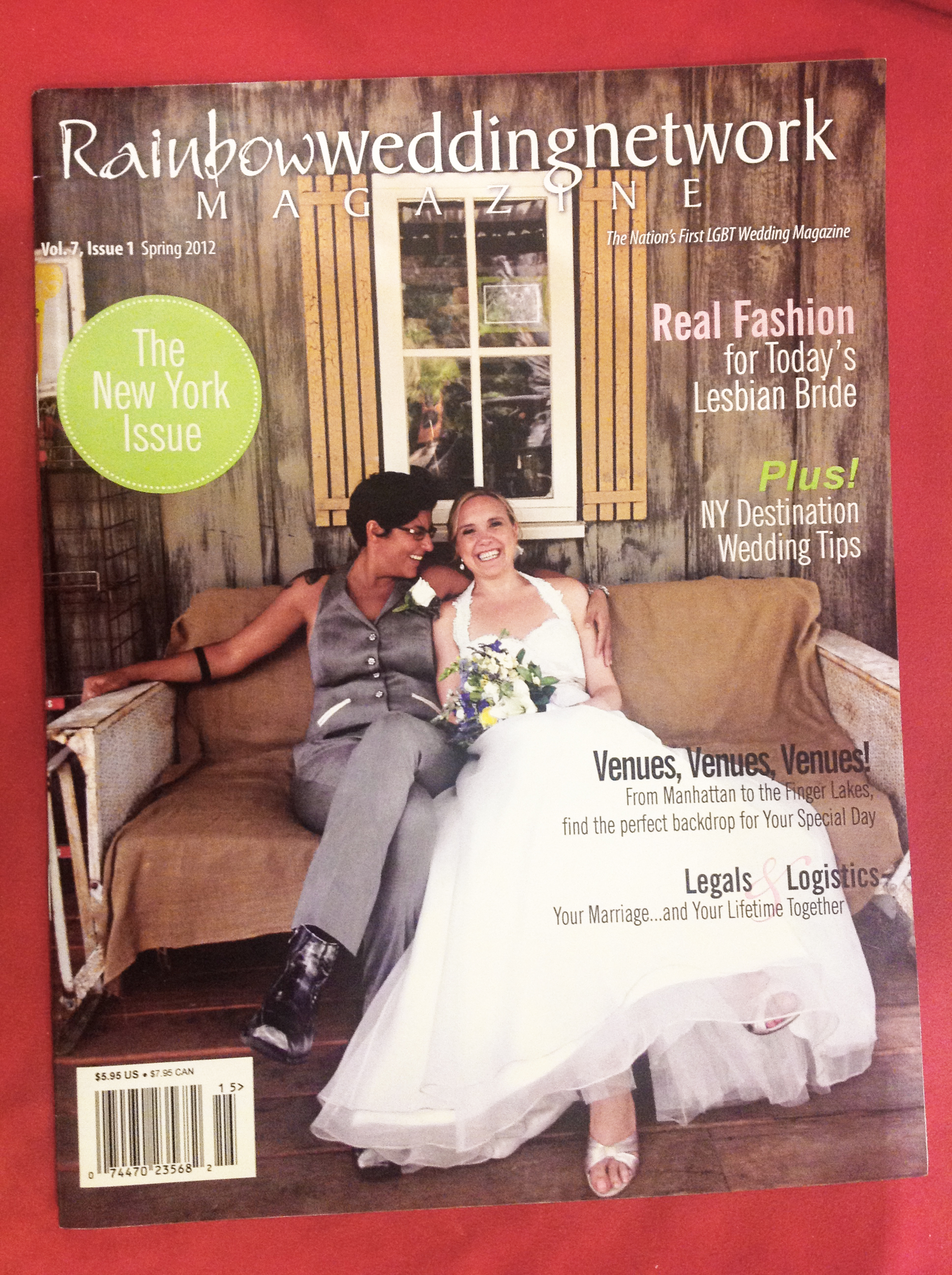 Rainbow Wedding Network Magazine
