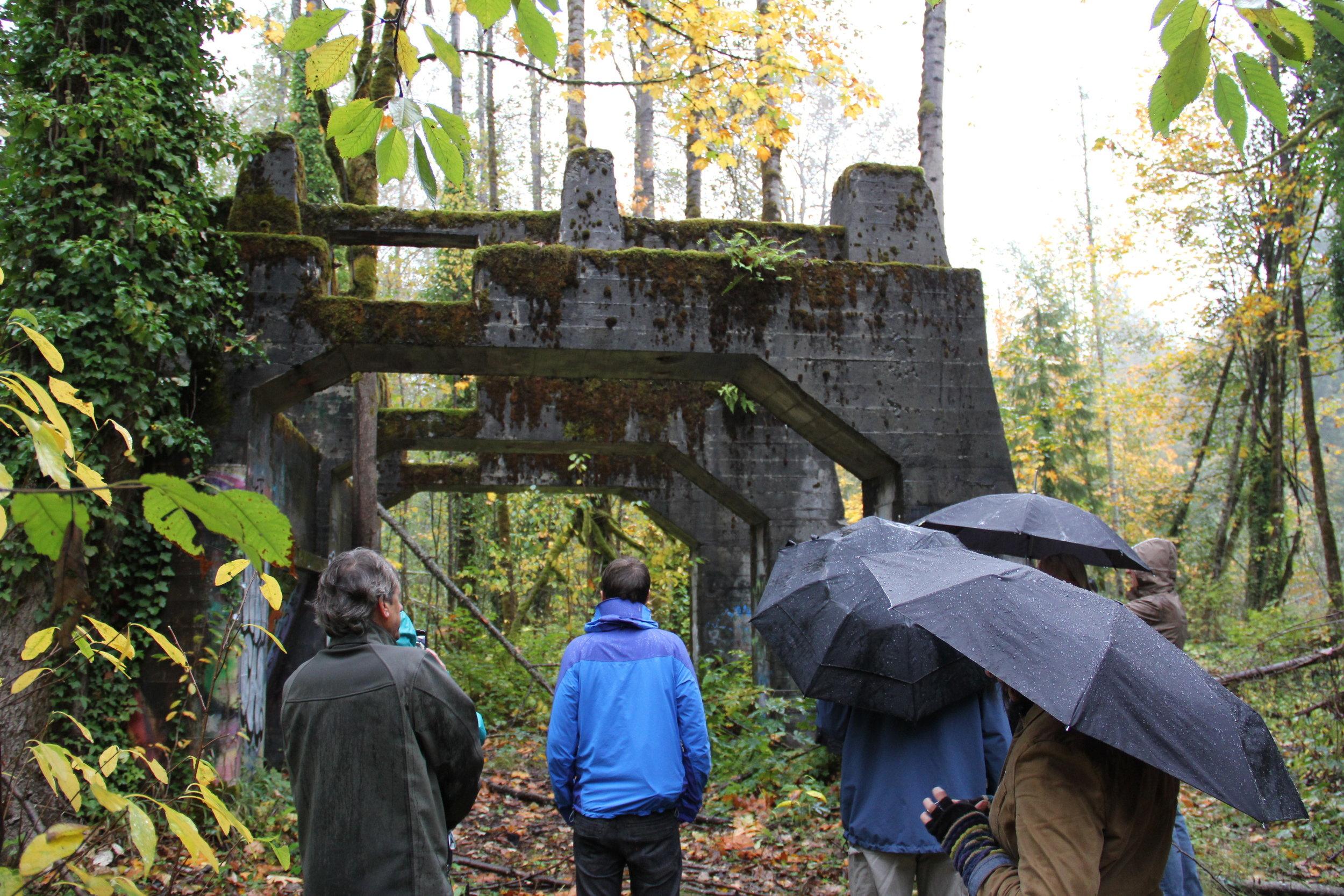 Wilkeson Interpretive Trail