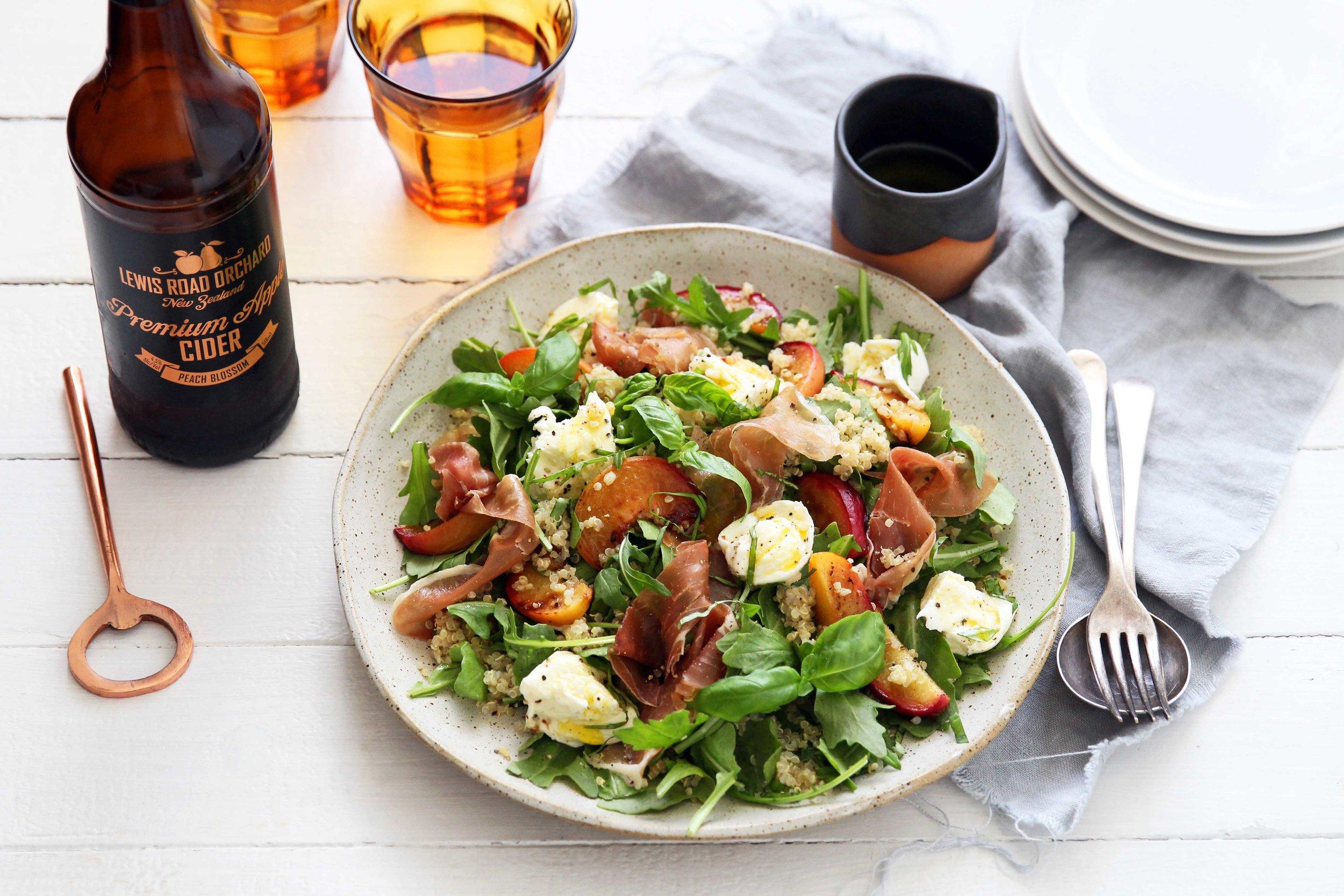 BLOG_ Lewis Road Cider_Roasted peach mozzarella salad4.jpg