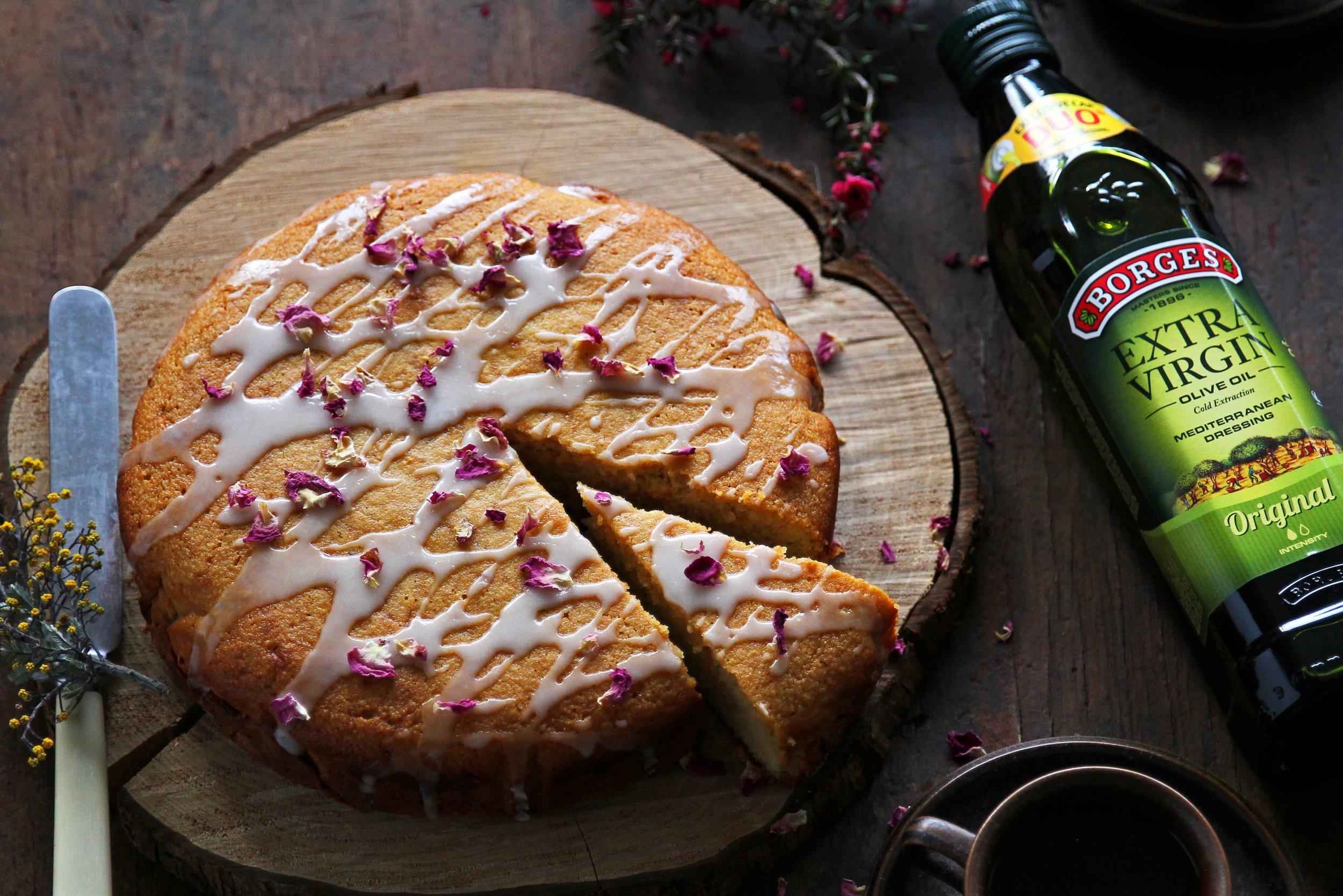 Borges_Olive oil lemon rosemary honey yohurt cake2.jpg