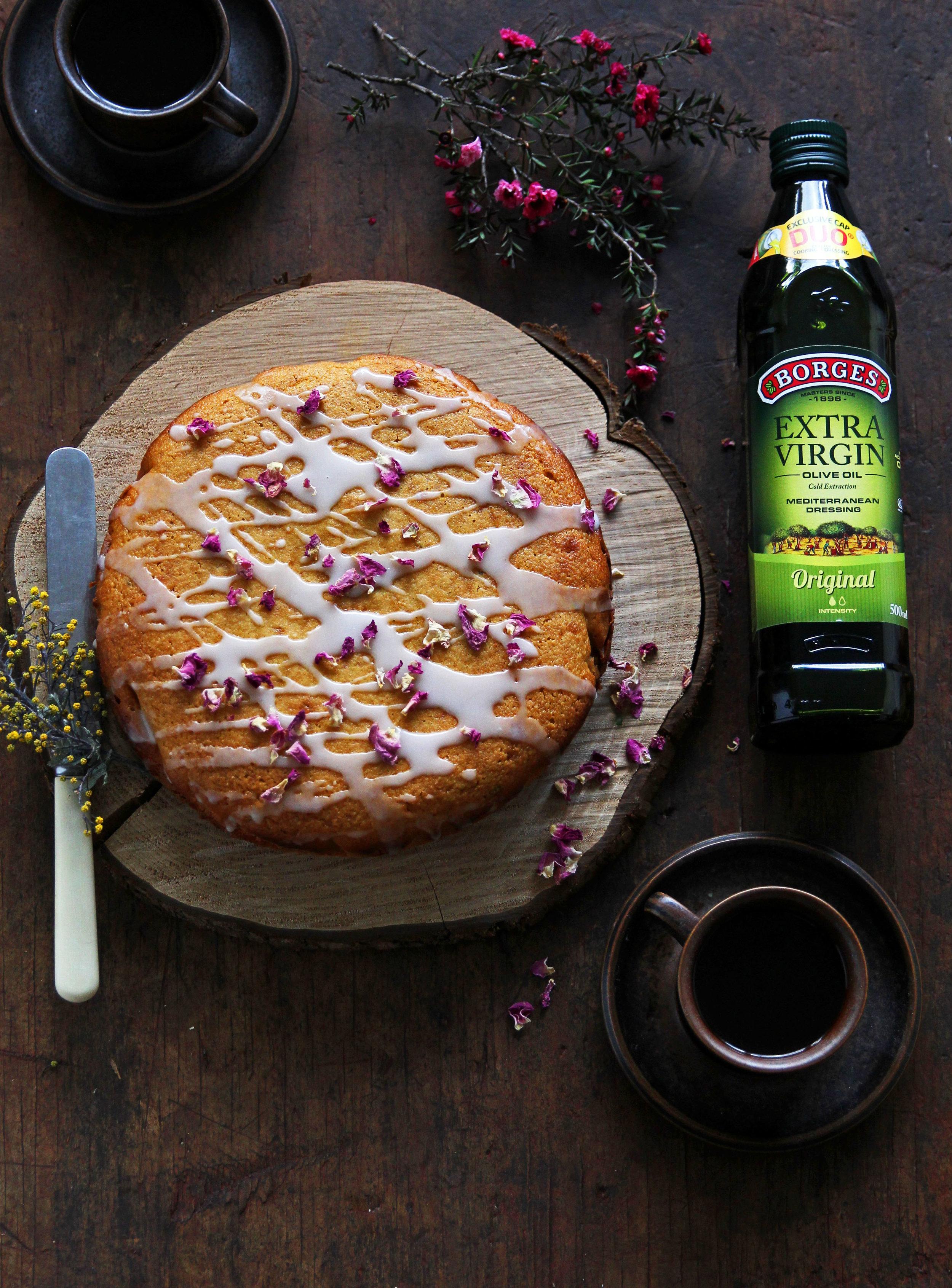 Borges_Olive oil lemon rosemary honey yohurt cake1.jpg