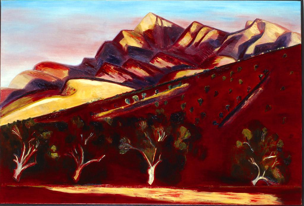 St Mary's Peak, Flinders Ranges