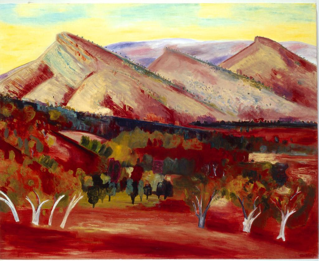 The Three Sisters, Flinders Ranges