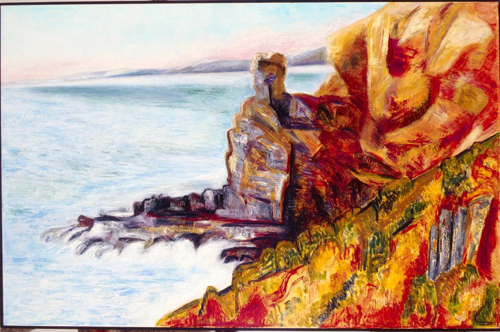 Castle Rock, Cape Schanck, Victoria