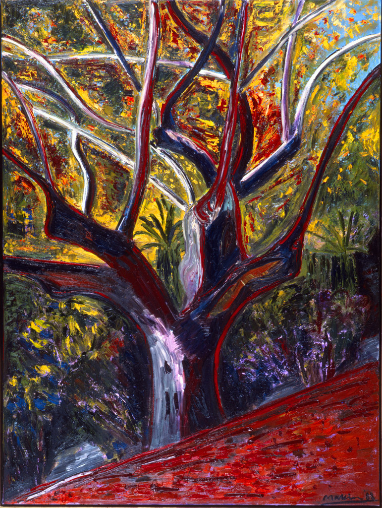 Glen Harrow Oak No1
