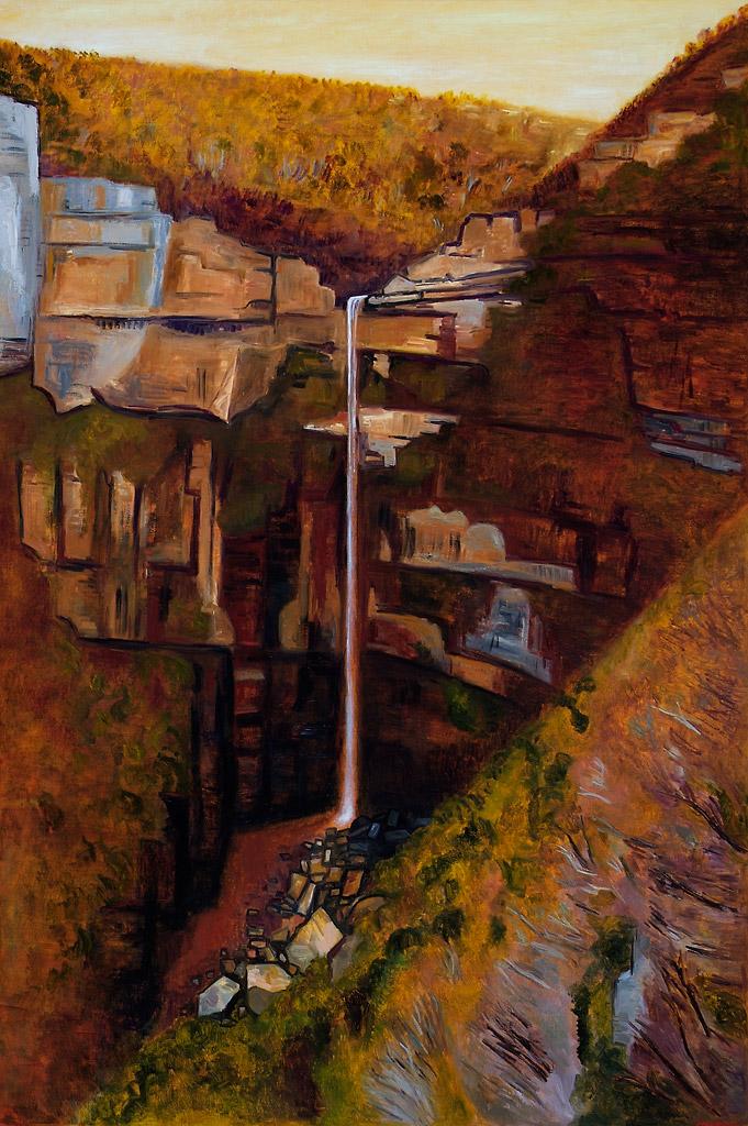 Bridal Veil Falls, Blue Mountains