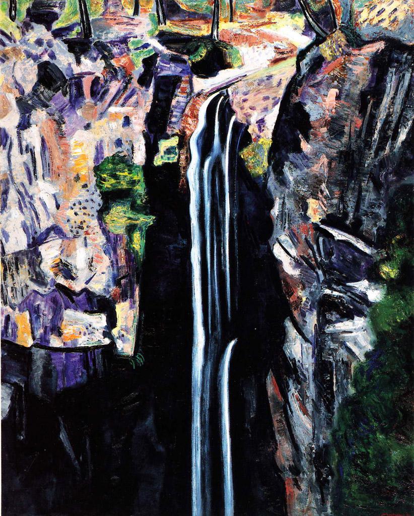Purlingbrooke Falls, Queensland
