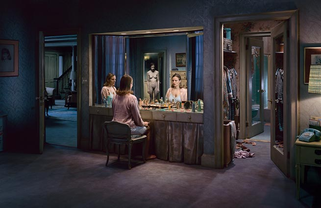 Untitled, from the  Follow series, 2004, Gregory Crewdson