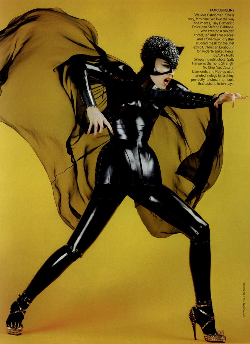 Vogue 2010, by Craig McDean and Grace Coddington