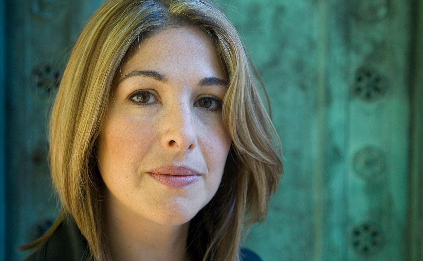Climate Change activist Naomi Klein. (Image: Sandra Gonzalez, Flickr)