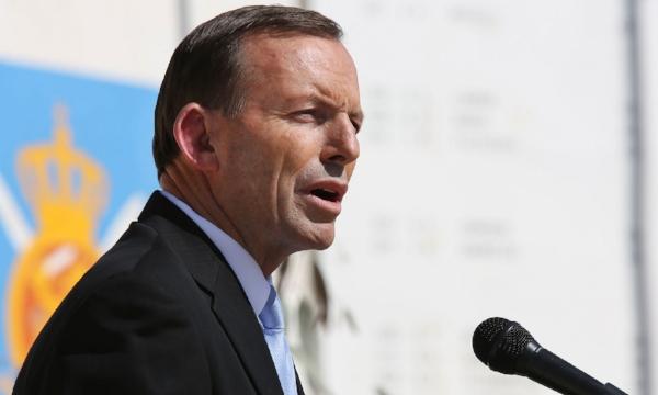 Former Prime Minister, Tony Abbott.