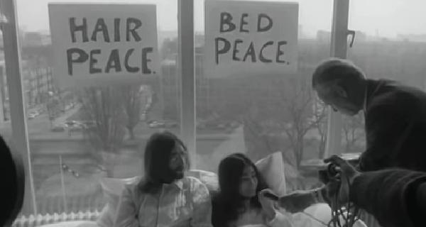 Inspiration for peace-loving Martha.
