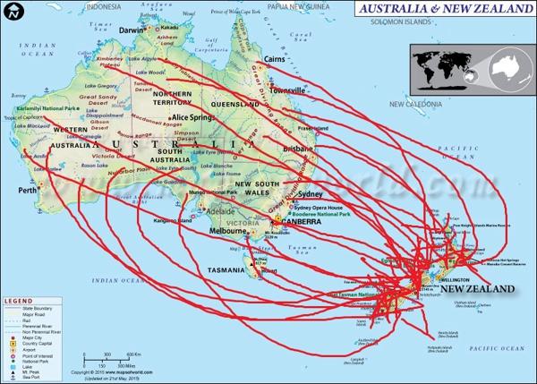 Image from  Mapsofworld.com