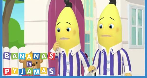 Screencap from Bananas in Pajamas