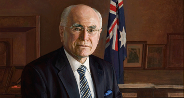 You'll have to excuse the traces of vomit on this portrait. Image from  The Parliament of Australia