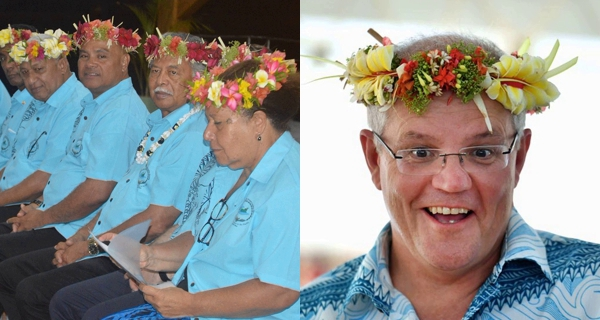 Images from  The Fiji Times  and  Pedestrian.tv