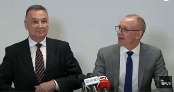 Screenshot from  ABC News