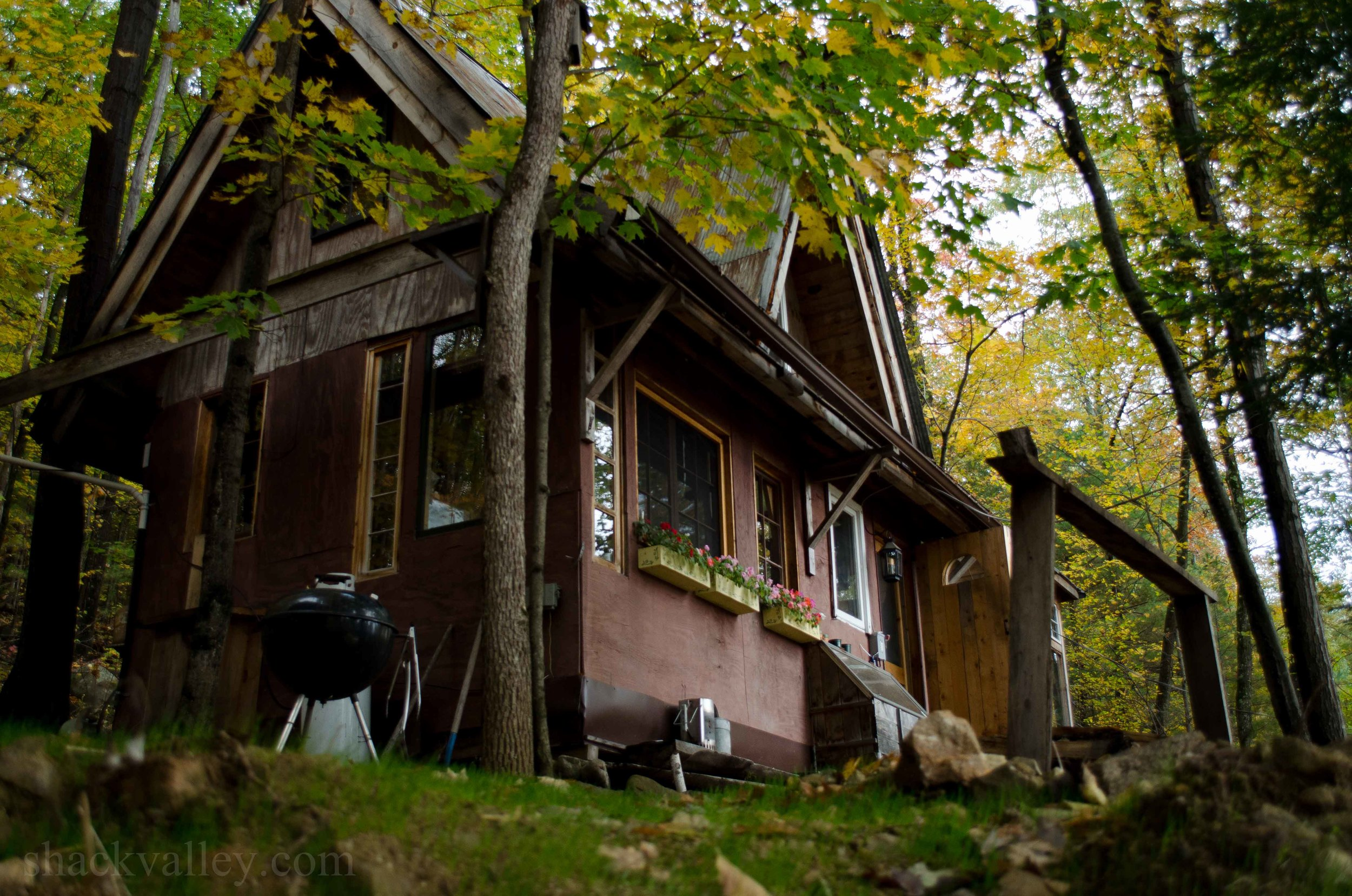 The Shack, Bolton Landing, NY, Off-Grid, Adirondacks, Shack Valley