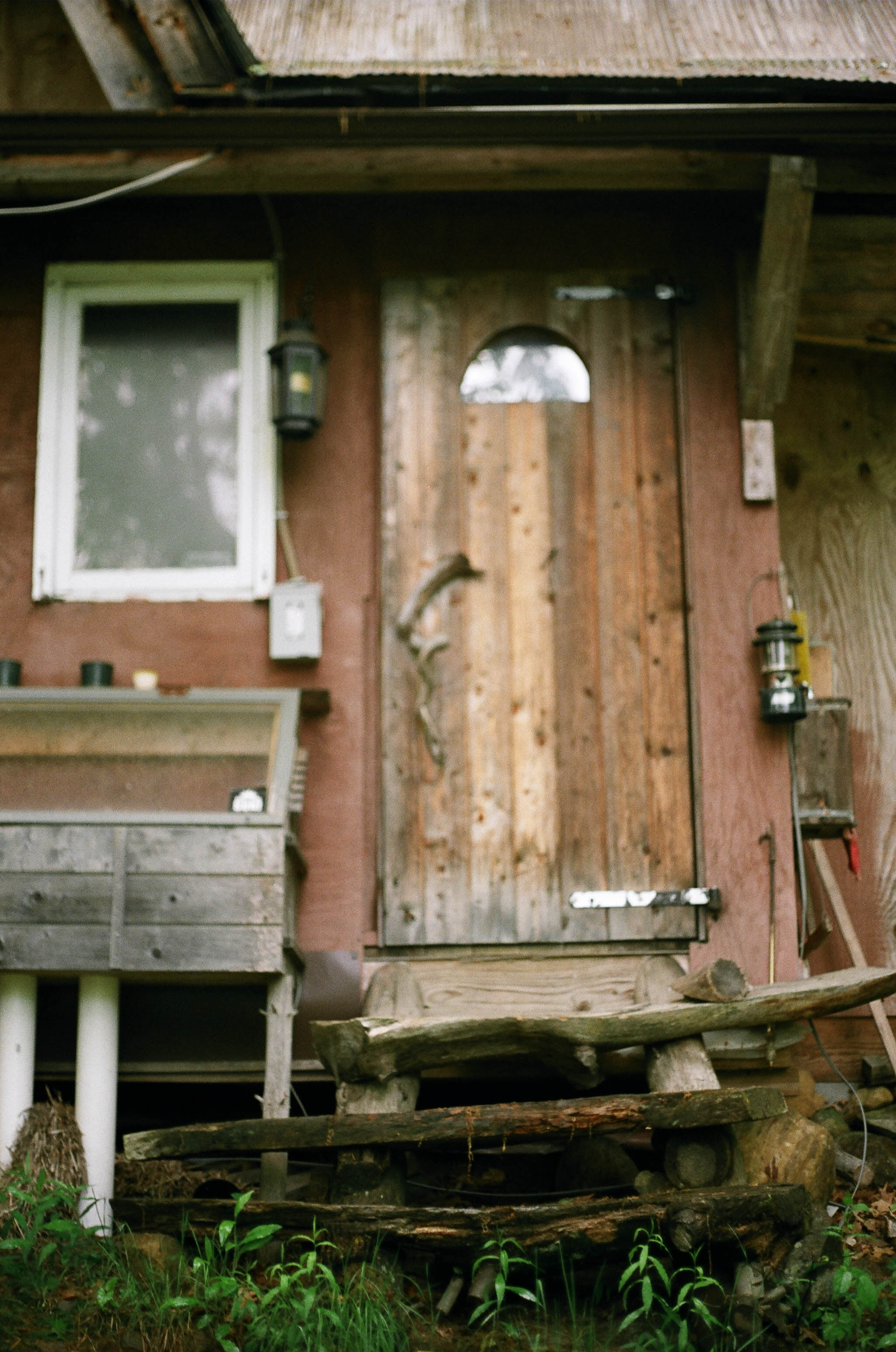 Shack Front Door
