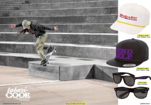 Tabari Cook Send Help Skateboards