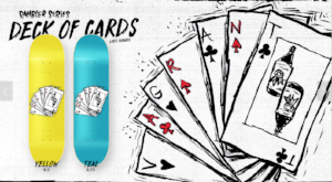Deck Of Cards Graphic