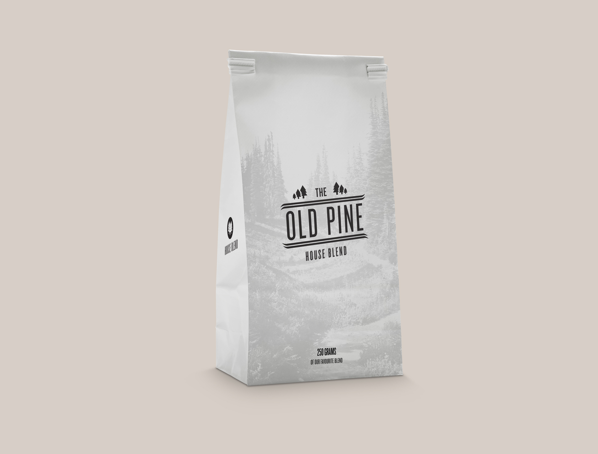 The Old Pine - House blend