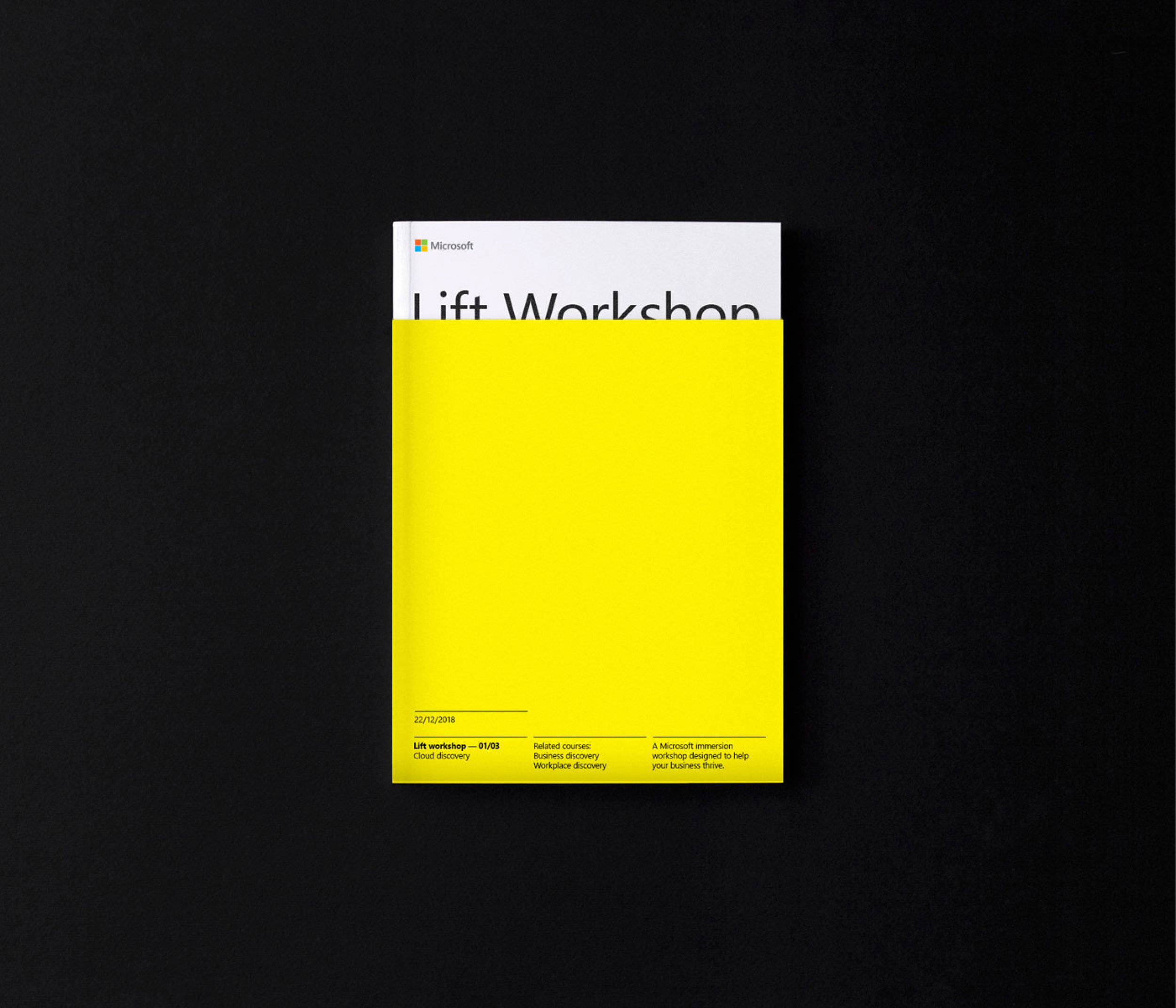 Microsoft — Lift workshop