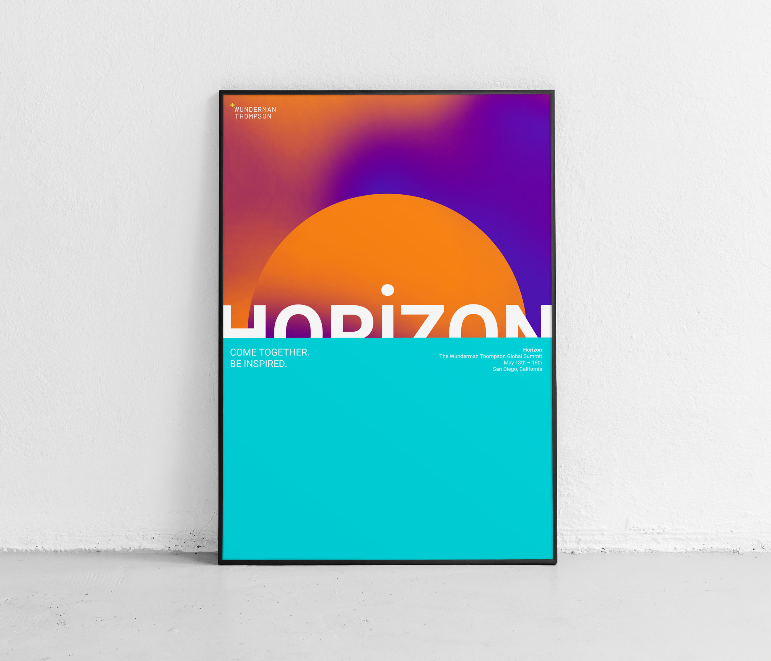 HORiZON — Wunderman Thompson Global Summit