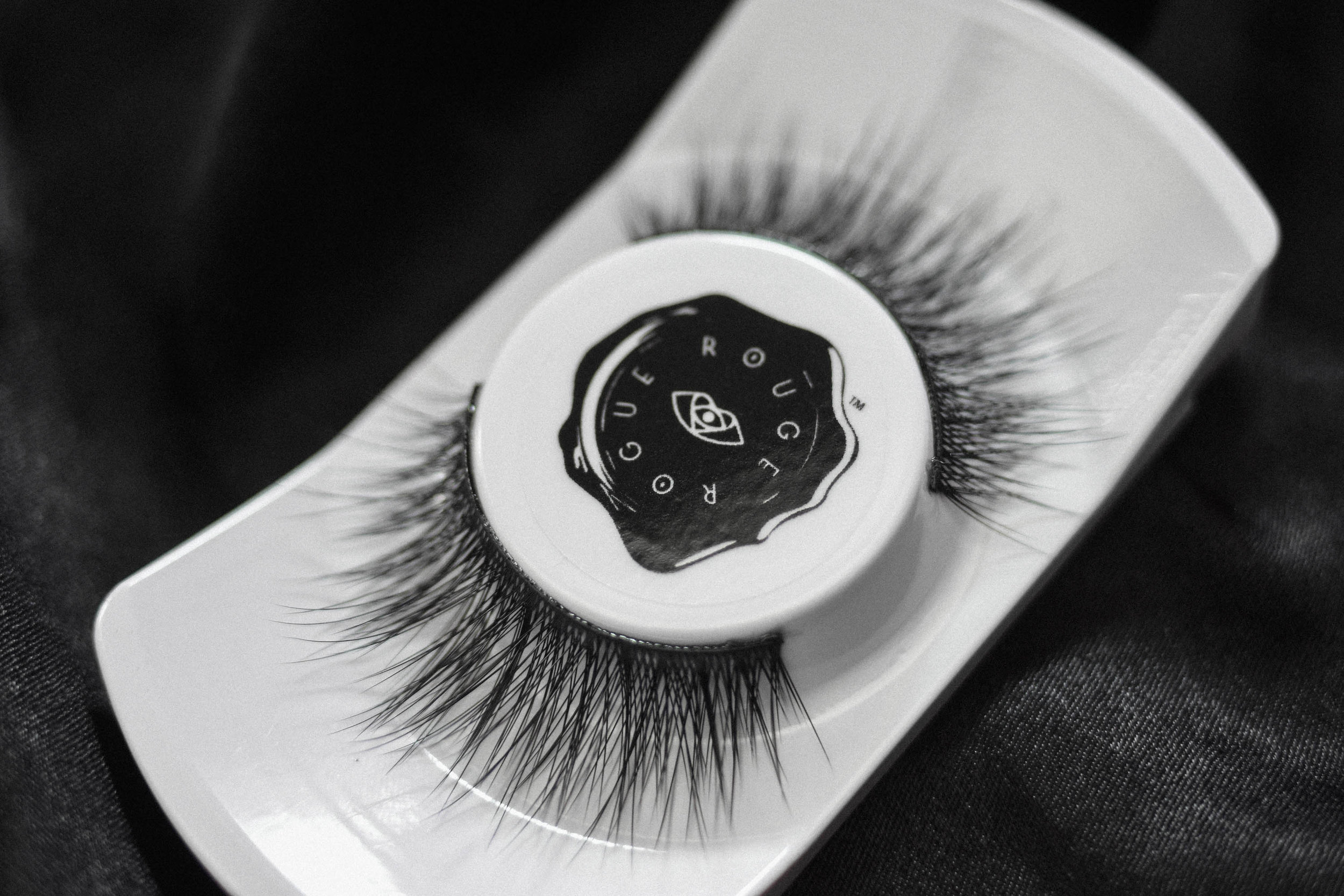 Chaos   If your lids play by the rules, they miss all the fun. Let 'Chaos' give all those normal, boring lashes a run for their money! This style creates the perfect amount of havoc for your lids – long and fluffy, but still super wearable. Dual-tapered and multi-tiered.