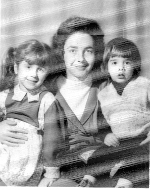 The children and I, 1970s
