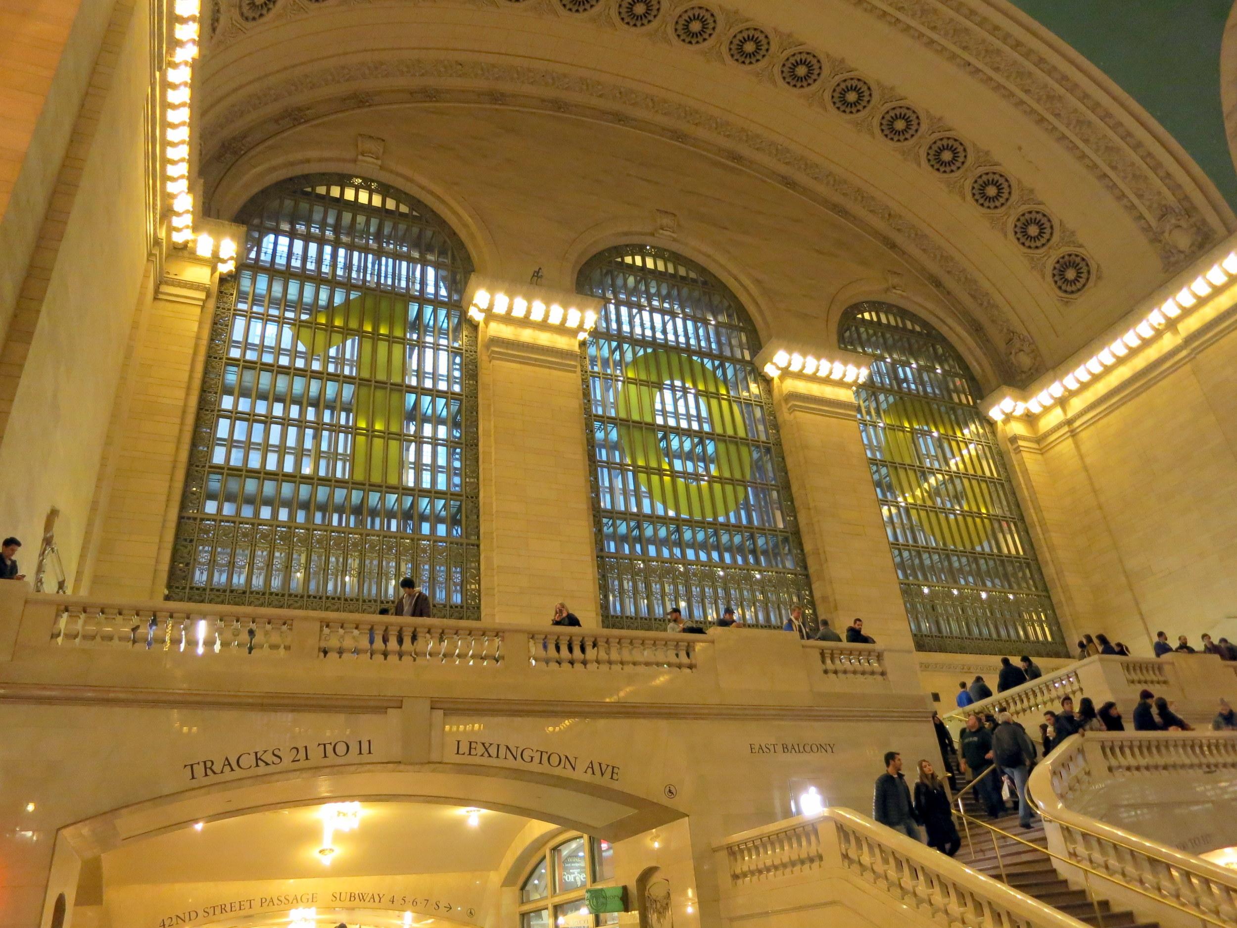 Grand Central Station, 11.10.13