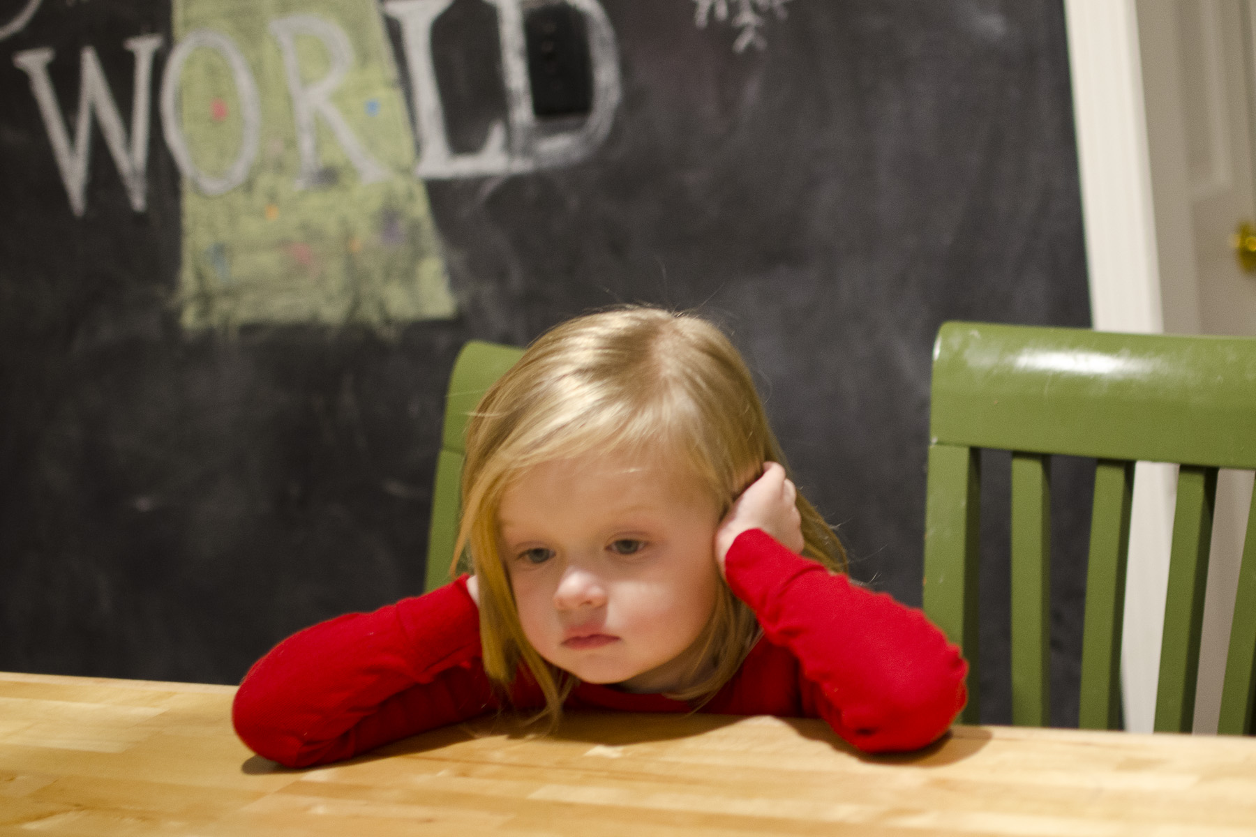 Frustrated with homework. I love capturing my kids as they are. Struggles and all.