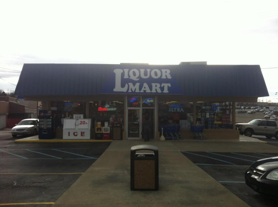 Liquor Mart  Corbin, KY