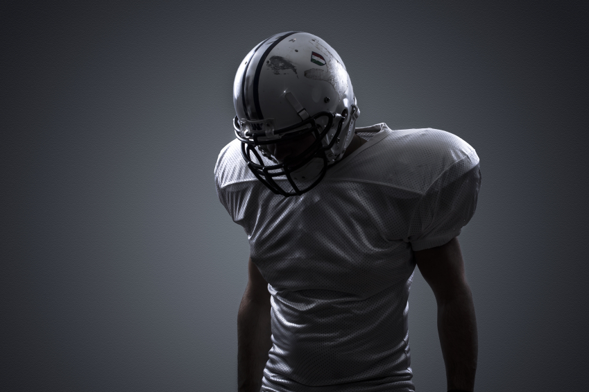 """""""Due to the increasing demands , stress and the likelihood of a serious injury, the athlete of today is twice as likely to develop depression compared to athletes of just a few years ago."""" - Sports Health Journal"""