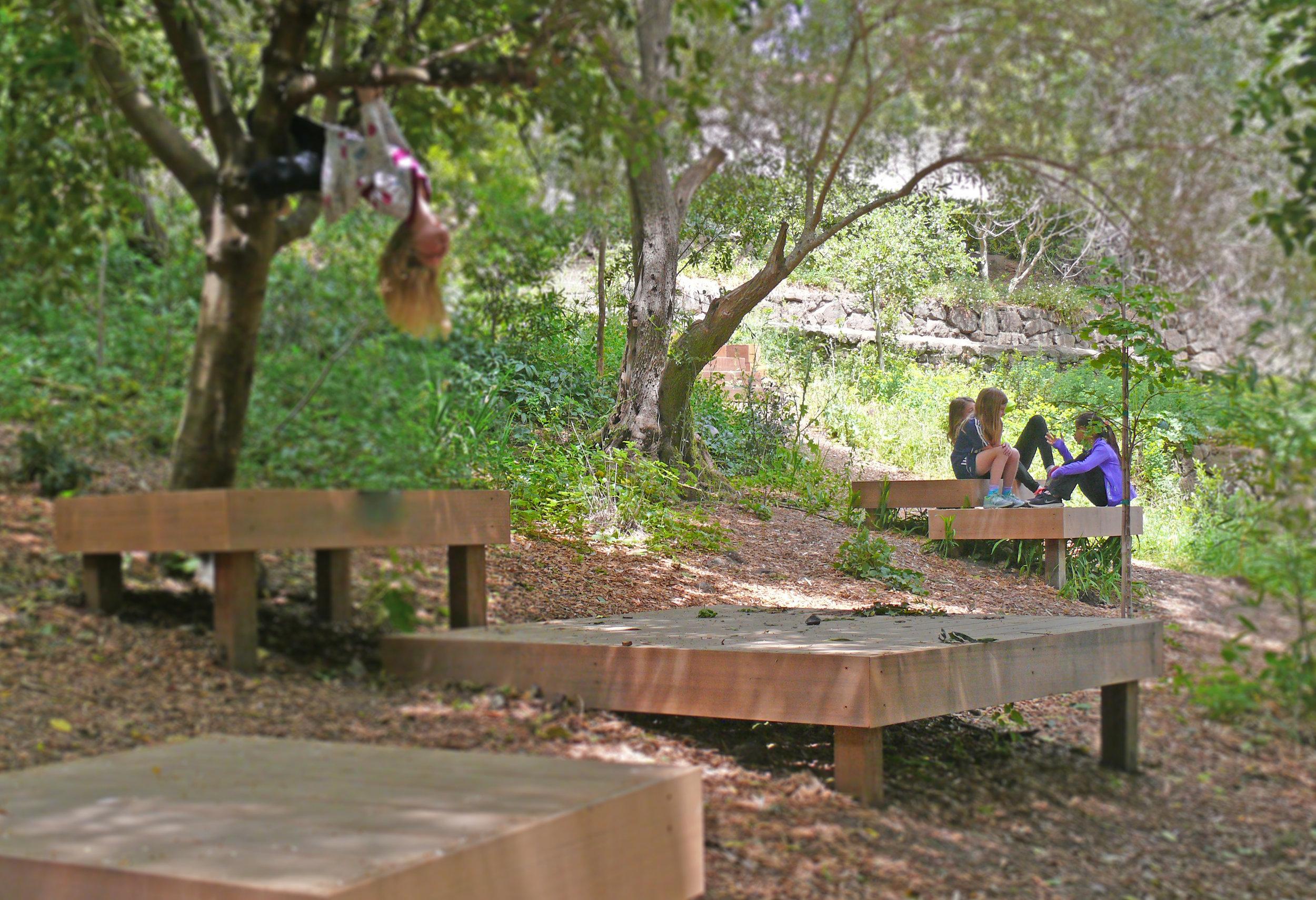 Memorial Nature Play Space