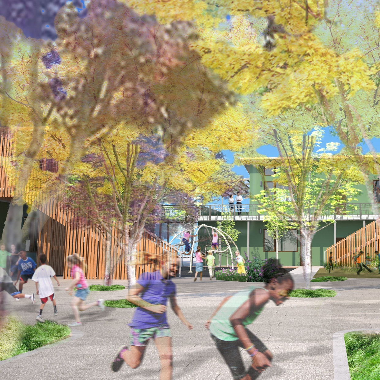 Walden Center & School Campus Renovation